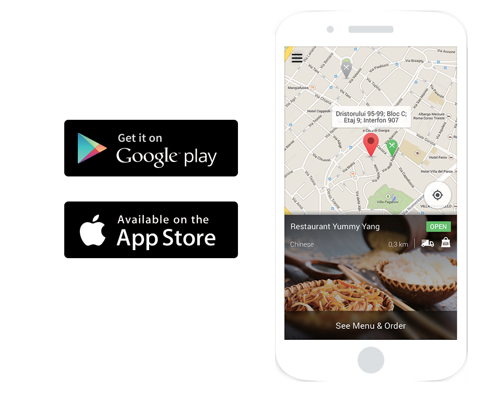 delivery mobile app
